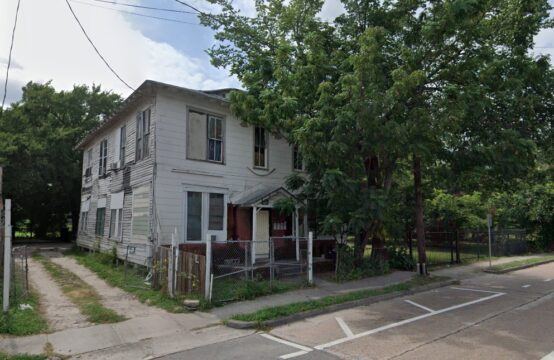 2407 Hardy St. 8Plex Conversion